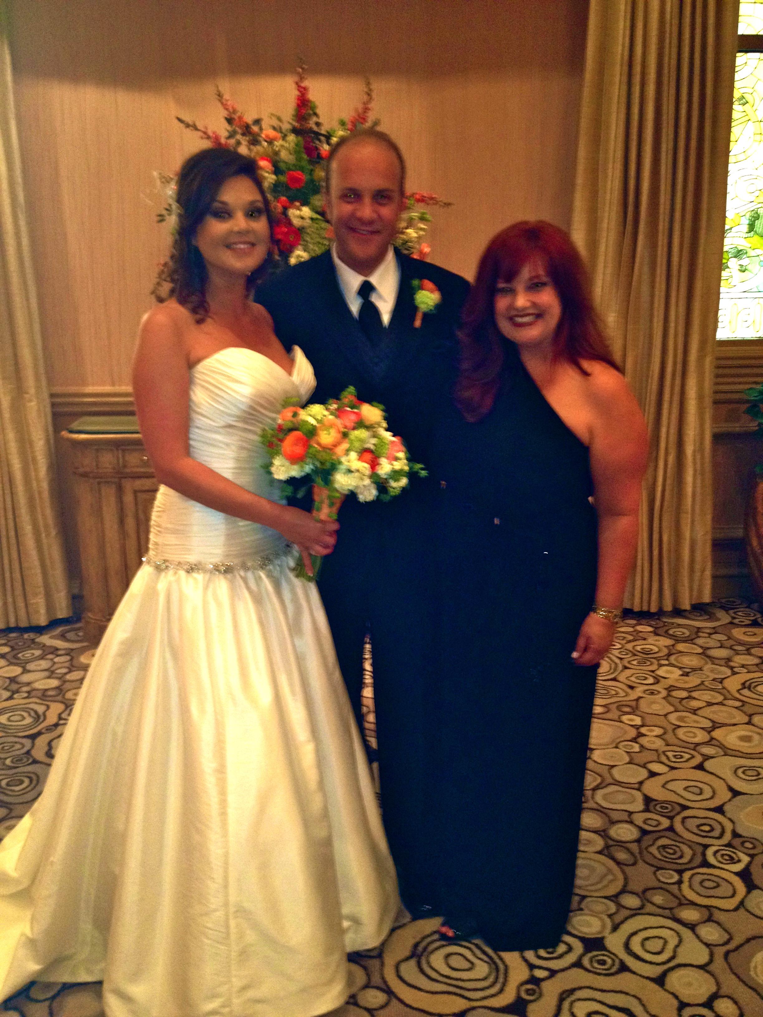 Buckles Wedding at the Bellagio