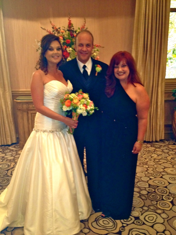 Buckles Wedding at the Bellagio